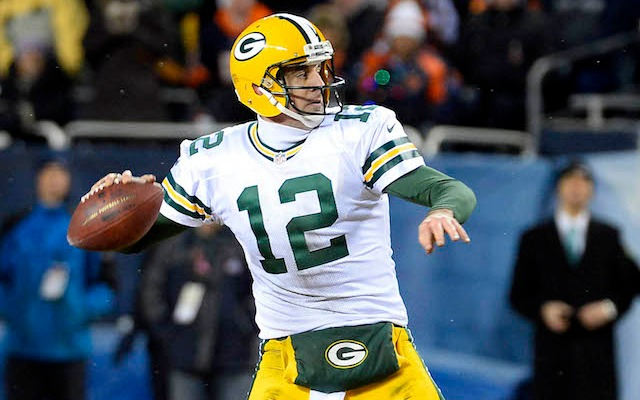 Aaron Rodgers has heard the rumors that he's gay and on Tuesday, he decided to address them. (USATSI)