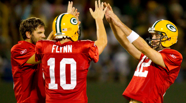 Would Matt Flynn make sense for the Packers after Aaron Rodgers injury?
