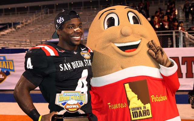 Adam Muema's time at the NFL combine was cut short for religious reasons. (USATSI)