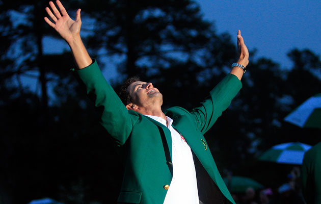 Adam Scott won the 2013 Masters, the first Australian to do so. (Getty Images)