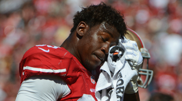 Did Aldon Smith get preferential treatment from the Santa Clara Sheriff's Office?