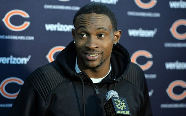 Alshon Jeffery is expected to get the Bears franchise tag. (USATSI)