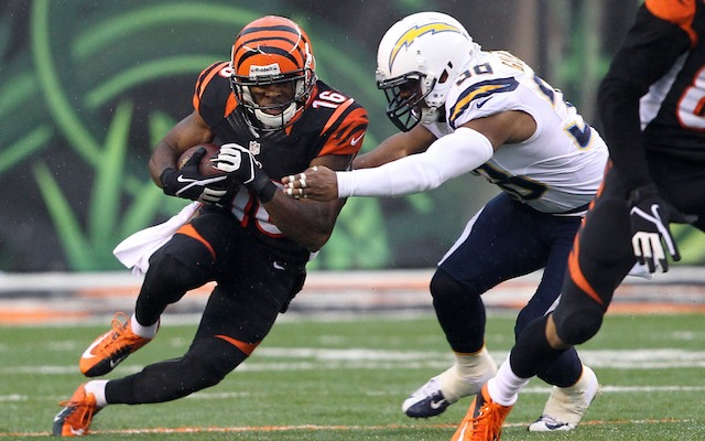 The Bengals are going to have to cough up some dough if they want to keep Andrew Hawkins. (USATSI)