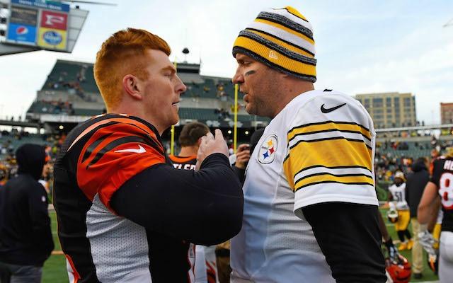 Bengals-Steelers flexed to Sunday night in Week 17