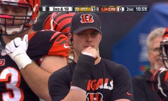 381bf0e54 Andy Dalton unlikely to return before playoffs; Bengals reach out to ...