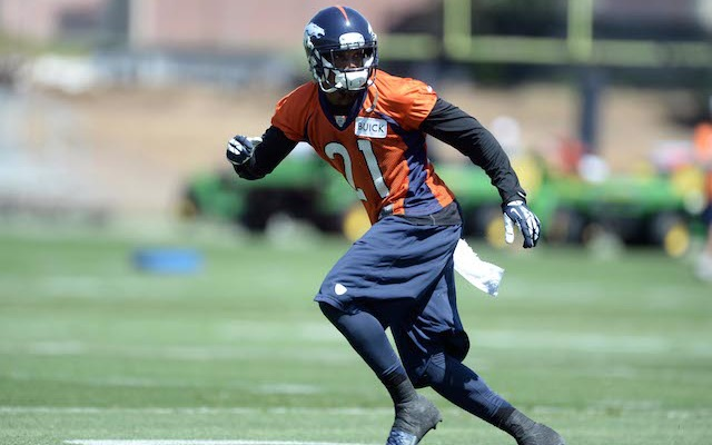 Aqib Talib DID NOT get arrested on Sunday morning. (USATSI)
