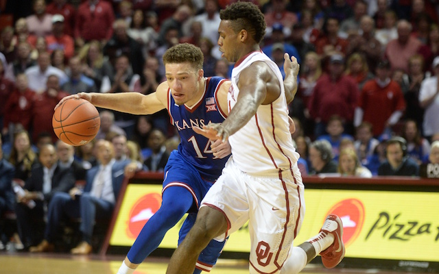 Brannen Greene will play a big role as Kansas and Kansas State renew their rivalry. (USATSI)