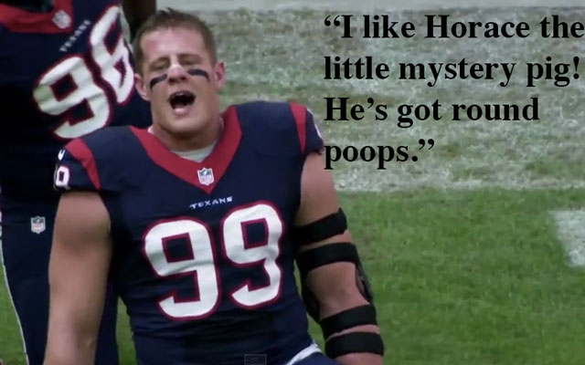 WATCH Bad NFL Lip Reading Is The Best Minutes Youll Watch - A bad lip reading of the nfl