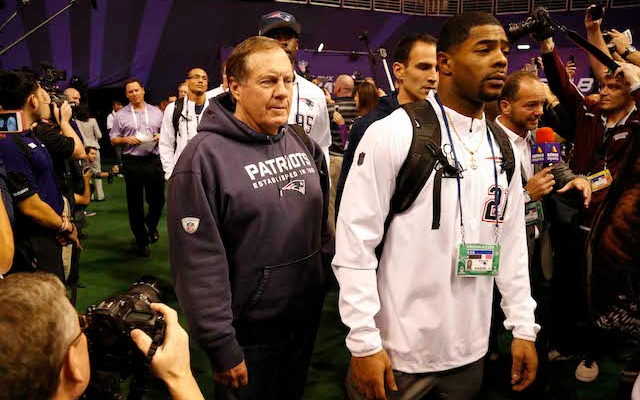 Report: Super Bowl hero Malcolm Butler banned from Pats OTAs