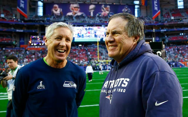 You're looking at the NFL's two oldest coaches. (USATSI)
