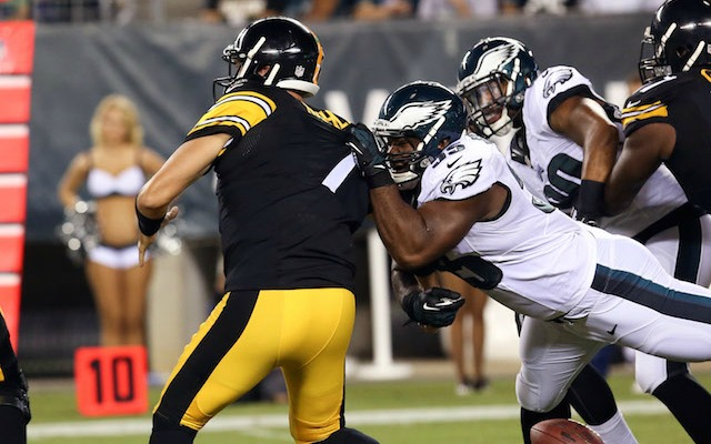 It was a rough night in Philadelphia for Ben Roethlisberger. (USATSI)