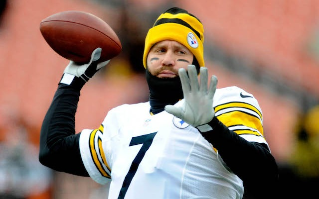 The Steelers are playing on Thanksgiving for the first time since 1998. (USATSI)