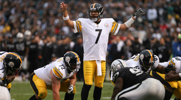 Ben Roethlisberger says Tom Brady's the best quarterback in the NFL.