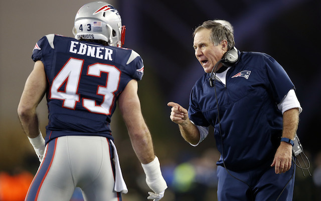 Bill Belichick has some surprising combine advice for NFL prospects