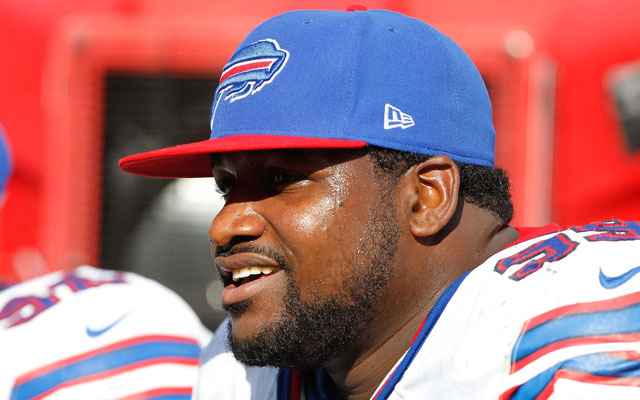 Marcell Dareus has been excused from Bills camp. (USATSI)