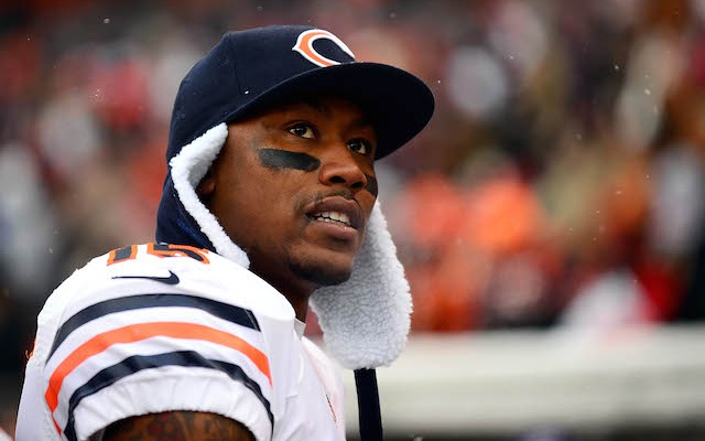 Brandon Marshall is going to 'force' the Bears to re-sign him. (USATSI)