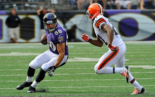After 15 seasons in the NFL, Brandon Stokley has decided to retire. (USATSI)