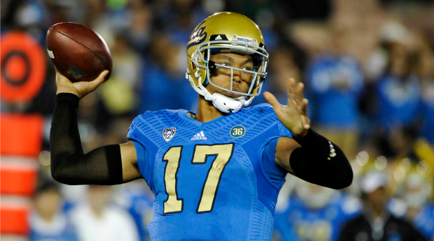 UCLA's Brett Hundley's been tied to Jay-Z's sports agency.