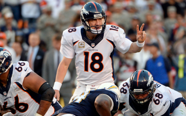 Broncos-Chiefs Week 13 Matchup was flexed to 4:25 p.m. ET