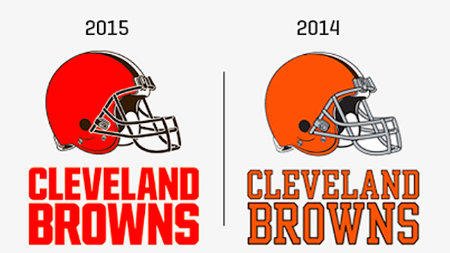 The Browns New Logo Looks a