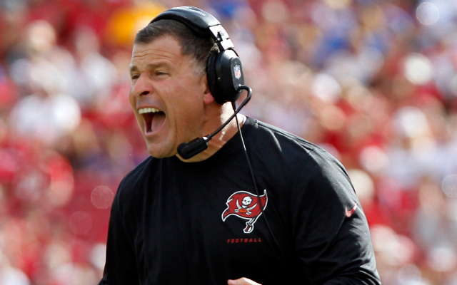 Greg Schiano is rumored as a candidate for the Browns job.
