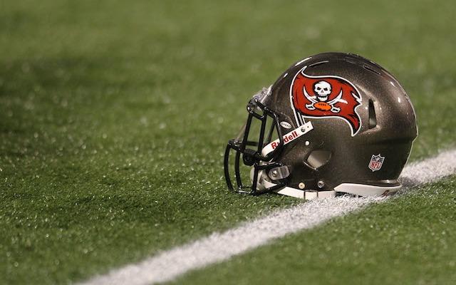 buccaneers to unveil new logo and helmet cbssports com