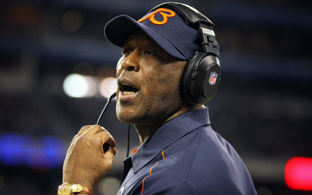 Lovie Smith will be the next coach of the Bucs.