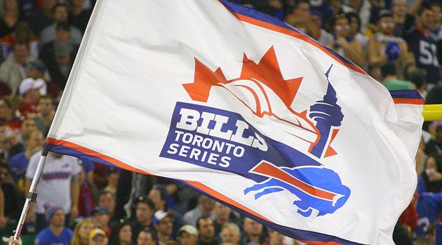 The Bills postponed the NFL Toronto series for 2014.