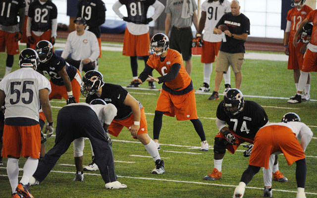 The Bears offense will be humming again in 2014.