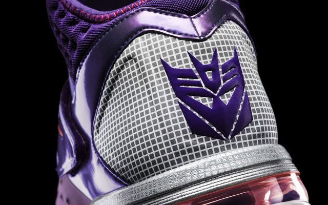 Nike Decepticon Shoes
