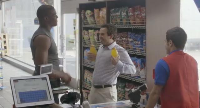 Cam Newton says slap.