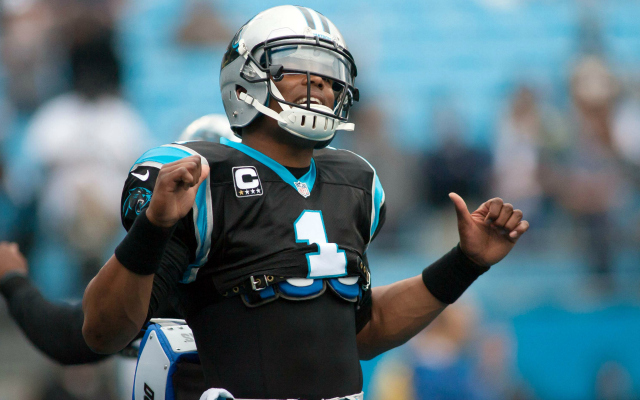 Cam Newton will be out for at least the next four months. (USATSI)