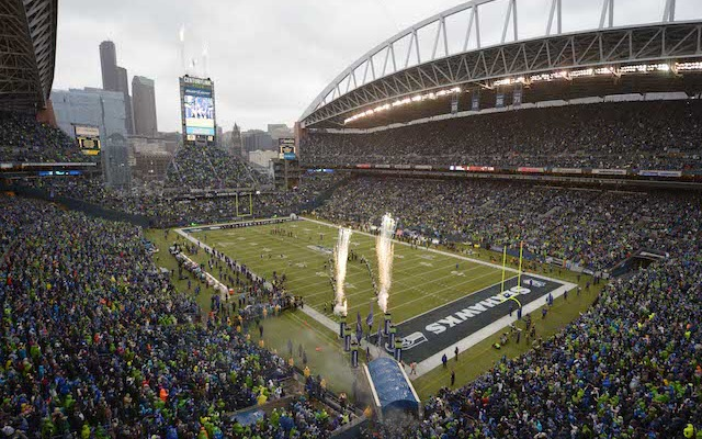 It will cost you almost $350 to sit in bad seats at CenturyLink Field on Sunday. (USATSI)