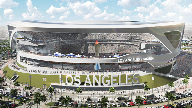 Chargers New Stadium Gets Complete Redesign Might Shoot