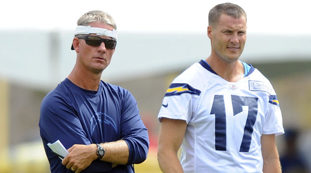 Mike McCoy and Philip Rivers don't sound amped about