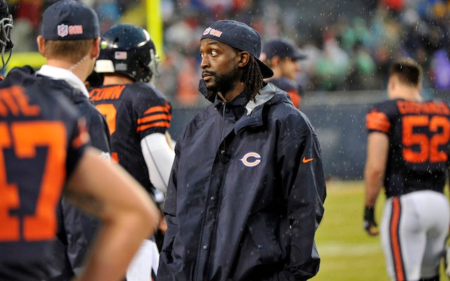 Charles Tillman won't be putting on pads again this season. (USATSI)