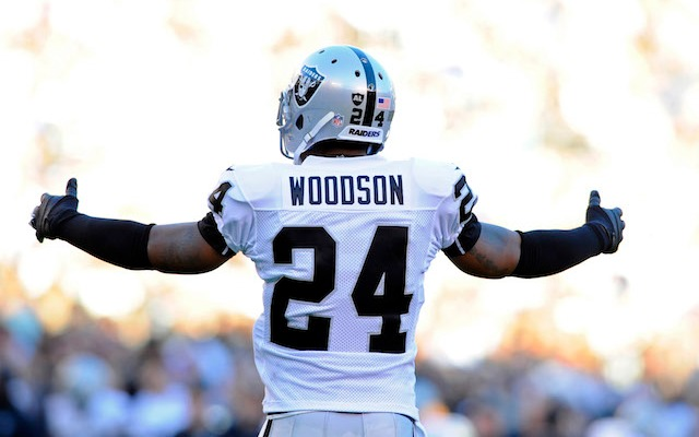 san francisco d287d 23871 Report: Raiders, DB Charles Woodson agree to one-year deal ...