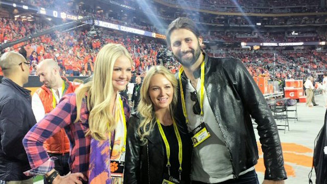 Look Colts Charlie Whitehurst Has A Celebrity Girlfriend And Here
