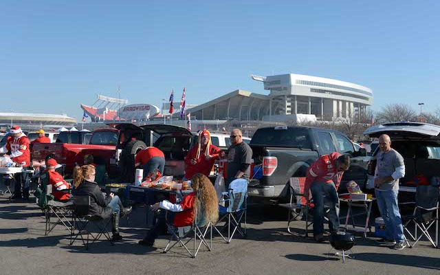 Police are investigating a death that happened outside of Arrowhead Stadium on Sunday. (USATSI)