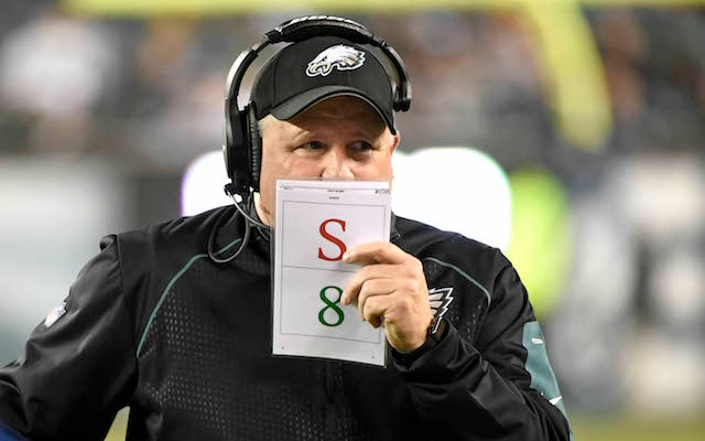 Chip Kelly has been released from his contract. (USATSI)
