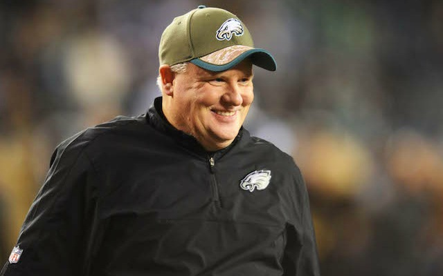 How long until Chip Kelly gets another NFL job? (USATSI)