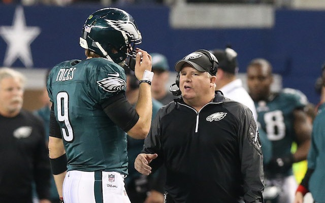 Apparently Chip Kelly has a thing for Pac-12 quarterbacks. (USATSI)