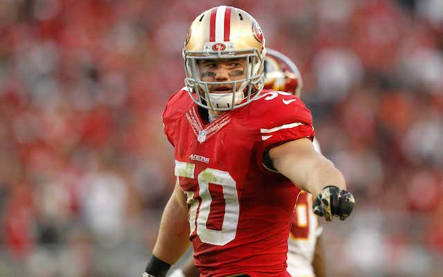 Former 49ers LB Chris Borland thinks more players will retire early. (USATSI)