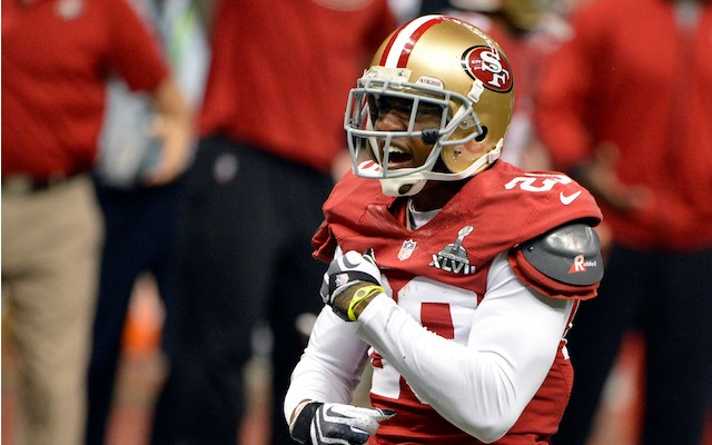 Chris Culliver is being sued in California. (USATSI)