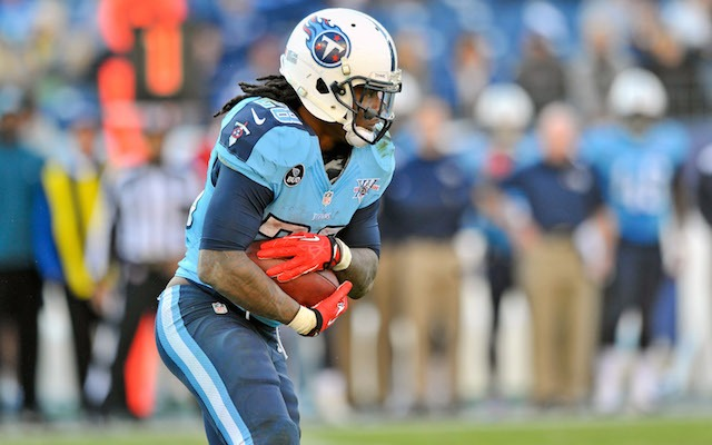 It doesn't seem likely Chris Johnson will land in St. Louis. (USATSI)