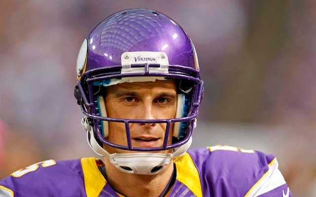 Ex-Vikings punter Chris Kluwe plans to sue his former team. (USATSI)