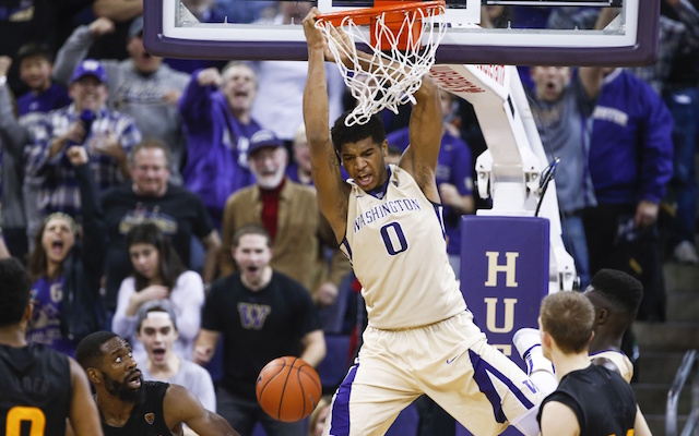 Marquese Chriss is about as boom or bust as it gets in the draft. (USATSI)