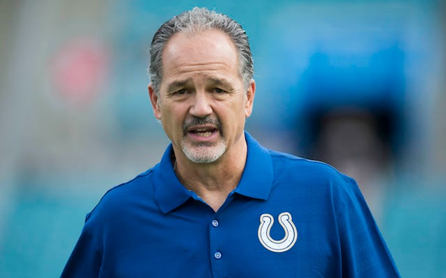 Chuck Pagano likely won't be back in Indy for the 2016 season. (USATSI)