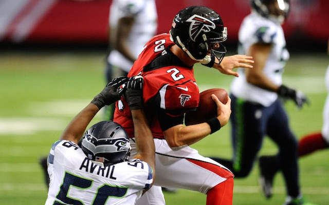 A horse collar tackle could cost a player over $16,000 in 2014. (USATSI)