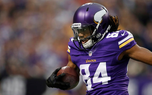 Thanks to Cordarrelle Patterson, the Metrodome is having an exciting send-off. (USATSI)